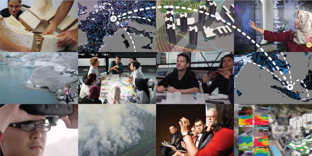 Future Cities Laboratory – Singapore-ETH Centre   ETH Zurich